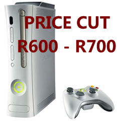 Xbox 360 price cut
